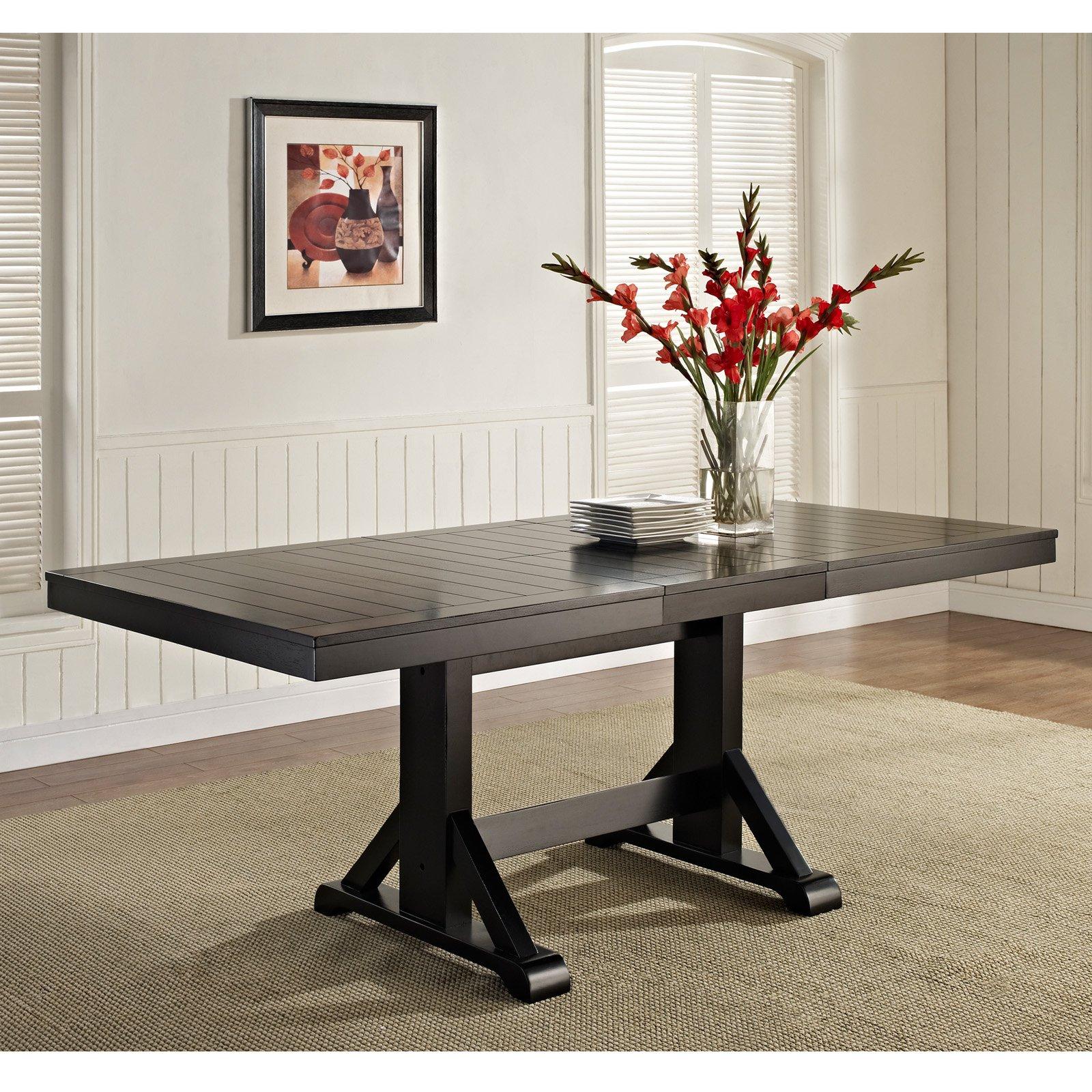 Walker Edison Wood Dining Table
