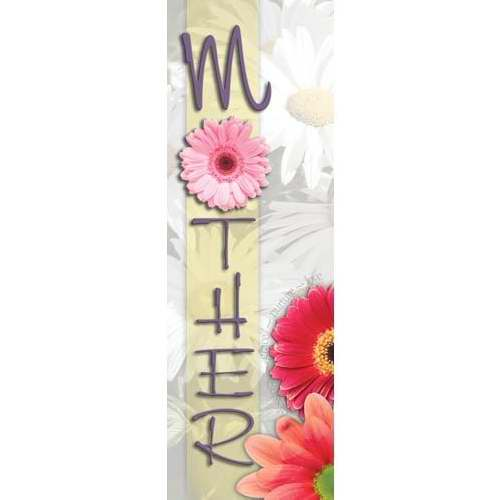 Vcp Wholesale 27818 Banner M Mothers Day Indoor