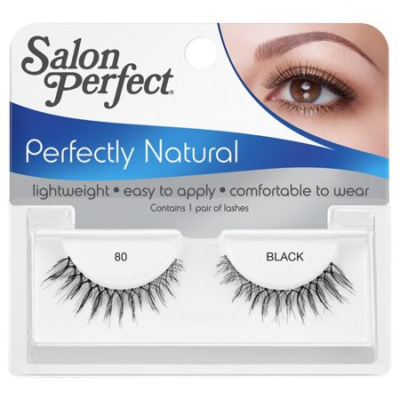 Salon perfect eyelash 80 black for Hair salon perfect first essential