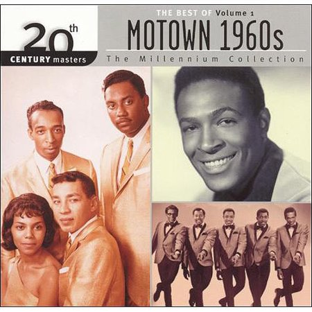 20th Century Masters The Millennium Collection Motown
