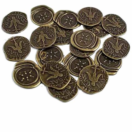 Widow's Mite Coins Reproduction Antique Bronze Bags of (Mixed Coin)