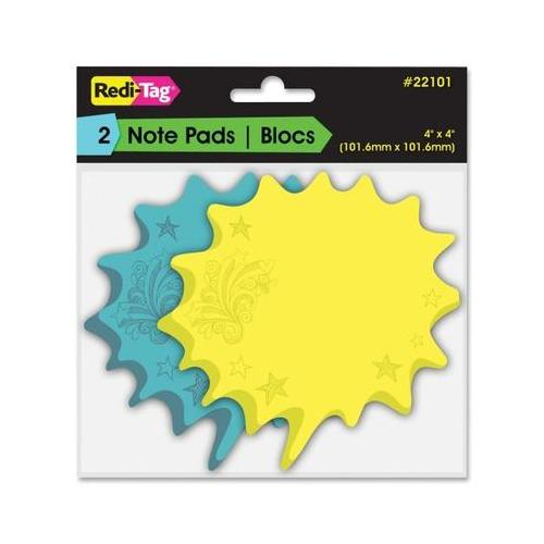 Redi-Tag Thought Bubble Sticky Notes RTG22101