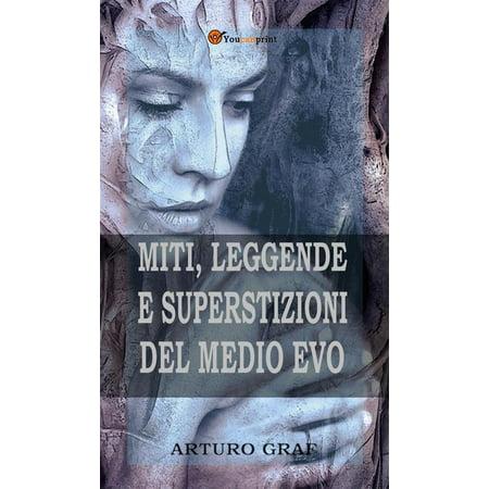 Miti, leggende e superstizioni del Medio Evo (Edizione integrale in 2 volumi) - eBook](Leggende Halloween)
