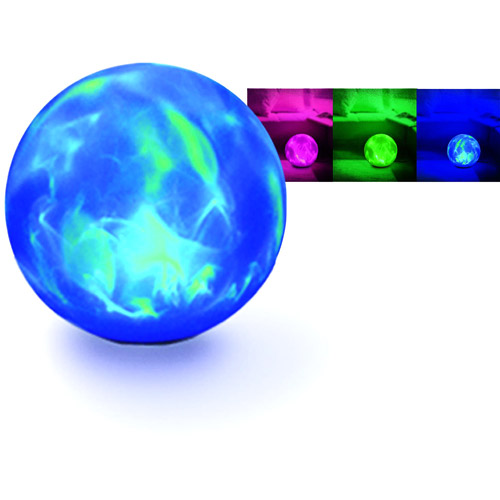 Creative Motion Supernova Color Changing Sphere Lamp - Walmart.com