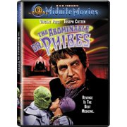 The Abominable Dr. Phibes / Dr. Phibes Rises Again (DVD)