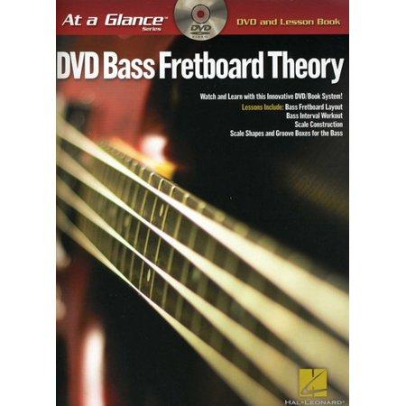 Bass Fretboard Theory (DVD) (Ebony Fretboard)