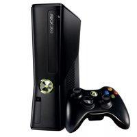 Microsoft Xbox 360 4GB Slim Console - Pre-Owned