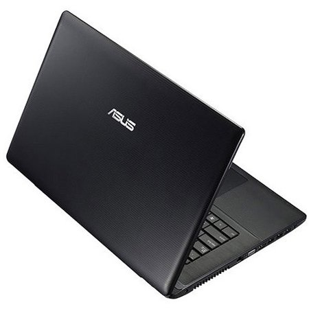 Asus Black 17.3  X75A-DS31 Laptop PC with Intel Core i3-2370M Processor and Windows 8 Operating System The Asus 17.3  Laptop PC, X75A-DS31 has everything you need to compute on the go. Microsoft Windows 8 Operating System lets you complete any task. Connect with friends and family on the Asus 17.3  Laptop PC, X75A-DS31 built-in webcam.