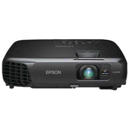 Refurbished Epson EX 5220 Portable XGA LCD Projector with Speaker