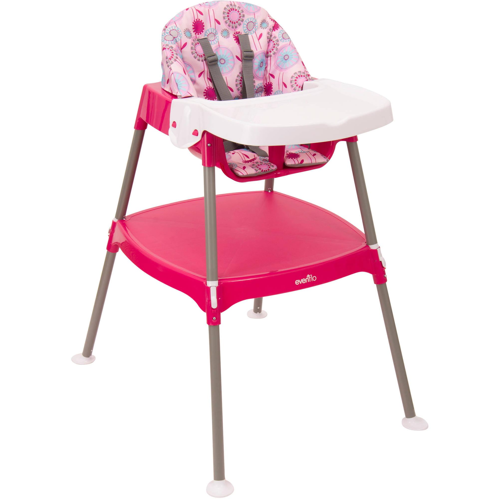 Evenflo Convertible 3-in-1 High Chair, Brianne