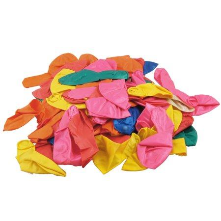 Unique Bargains Unique Bargains 100 Pieces Colorful Wedding Gathering Adorn Latex Balloons](Balloon Prices)