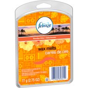 Febreze Hawaiian Aloha Wax Melts, 6 count, 2.75 oz