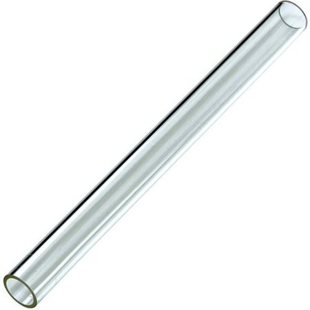 Image of Hiland Two-Piece Glass Tube Replacement for Square Glass Tube Heaters