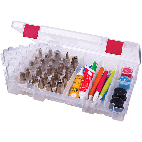 ArtBin Bakers Cupboard Decorating Supply Case
