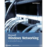 Microsoft Windows Networking Essentials (Paperback)