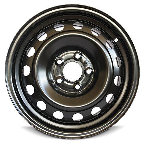 New 16x6.5 Kia Optima (11-13) 5 Lug Steel Rim Gray Full Size Replacement Steel Wheel