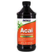 NOW Foods - Acai Liquid Concentrate - 16 fl. oz.