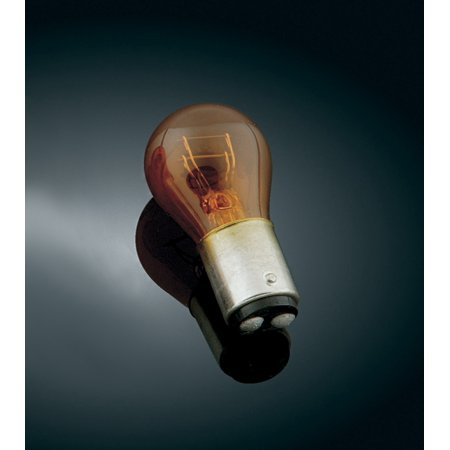 Kuryakyn 4813 Colored Turn Signal Bulb