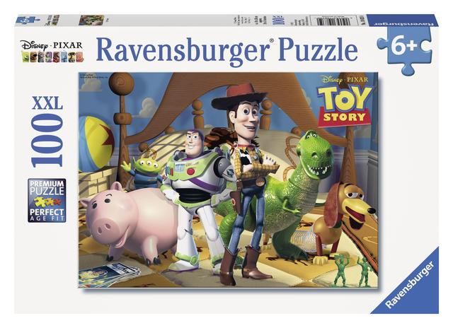 Disney Pixar Toy Story: Toy Story (100 PC XXL Puzzle) (Other) by Ravensburger