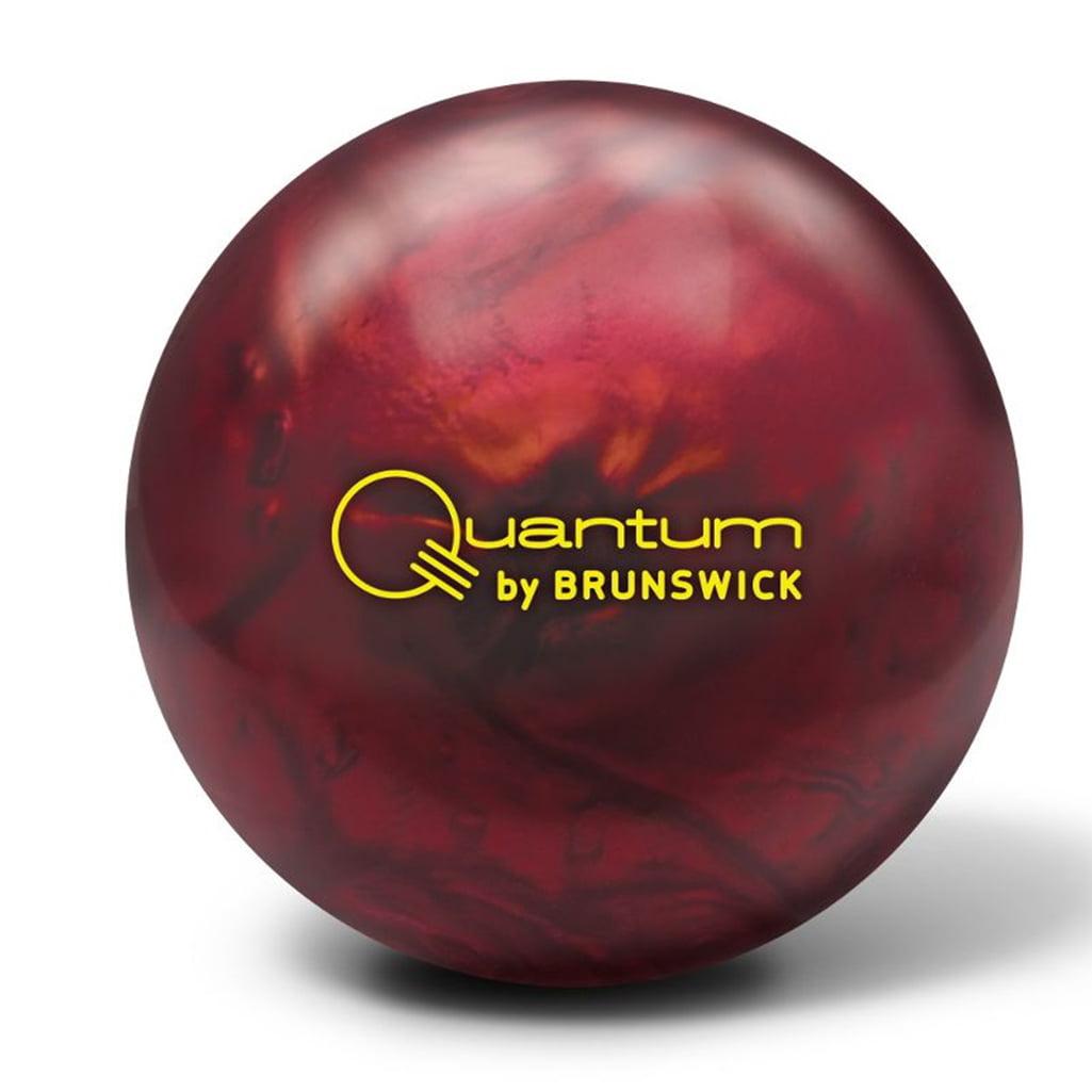 Brunswick Quantum Fire Pearl Bowling Ball (14lbs)