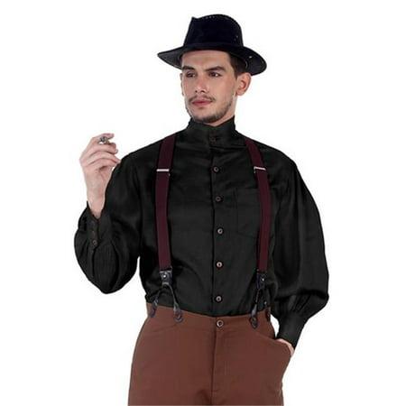 C1292 Seigneur Shirt, Black - Large - image 1 de 1
