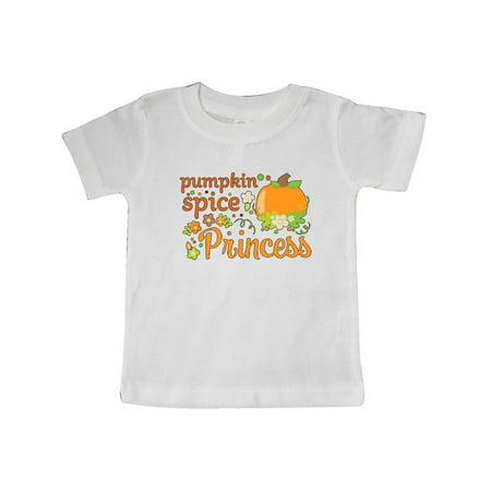 Pumpkin Spice Princess Baby T-Shirt](Pumpkin Princess)