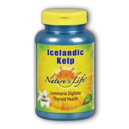 Nature S Life Icelandic Kelp Reviews