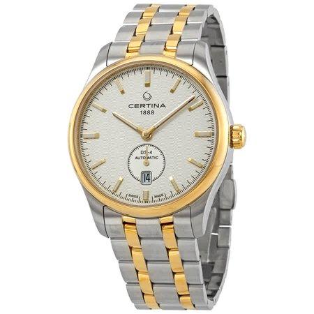 Certina DS-4 Small Second Automatic Silver Dial Men