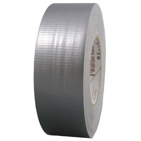 Nashua 573-1086178 2 in. x 60 yd. Contractor Grade Duct Tape 398-2, Silver Contractor Grade Duct Tape