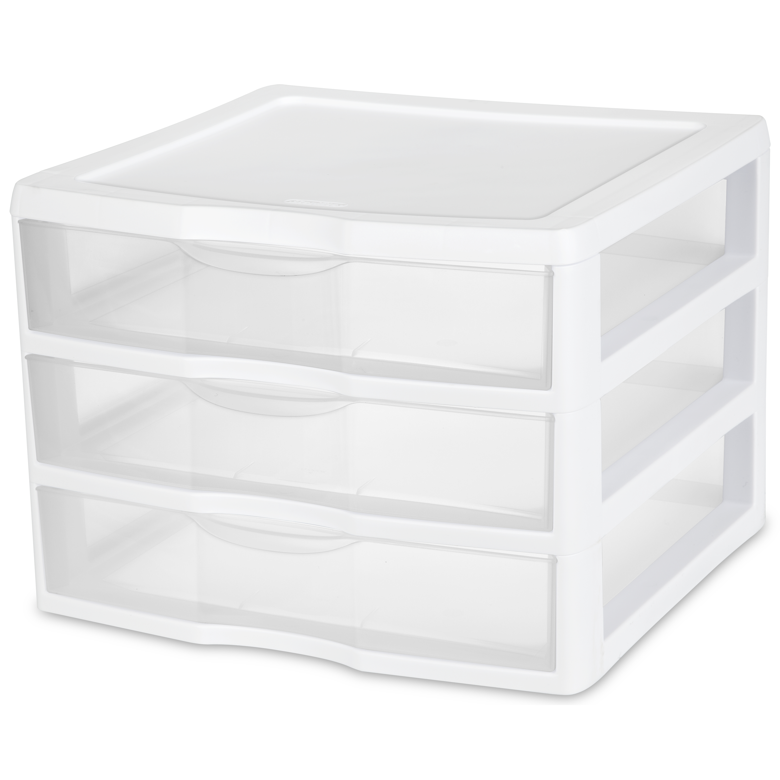 Sterilite, Wide 3 Drawer Unit