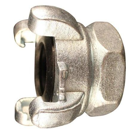 Milton 1864-10 1.25 in. FNPT Twist Lock Universal Coupler - image 1 of 1