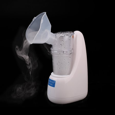 Ultrasonic Nebulizer Handheld Nebuliser Humidifier Kit with Charger (Ultrasonic Steam Humidifier)