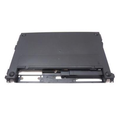 HP 535863-001 CPU base enclosure (chassis bottom) - For use on models with 14-inch displays Base Enclosure Chassis Bottom