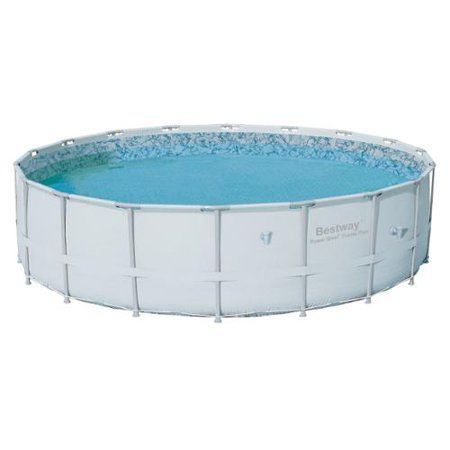 Bestway 16 39 X 48 Power Steel Pro Frame Above Ground Swimming Pool 13429