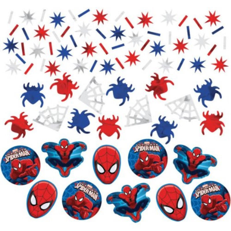 Spider-Man Foil Confetti Value Pack
