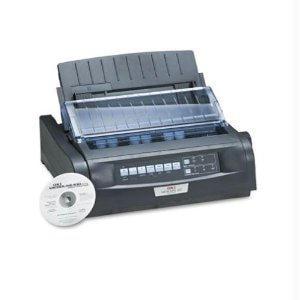 Okidata Microline 420 Printer - B/w - Dot-matrix - 570 Char/sec - 240 X 216 Dpi - 9 Pin