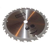 """Carbide Tip 24 Tooth Saw Blades 7 1/4""""Wood Tool"""