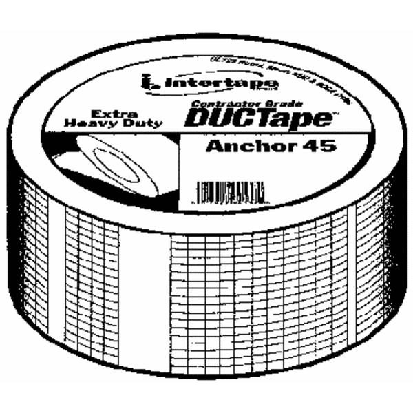 Intertape AC45 DUCTape Contractor Grade Duct Tape