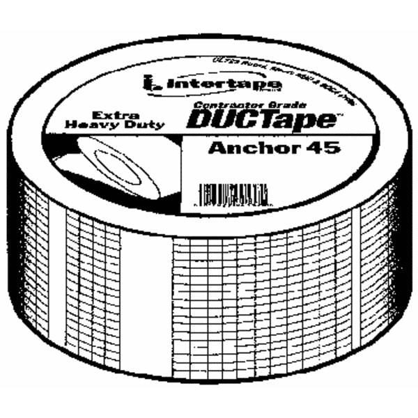 Intertape AC45 Contractor Grade Duct Tape