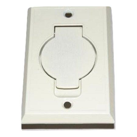 Beam, Electrolux Central Vac Inlet Valve Ivory Metal - 015615