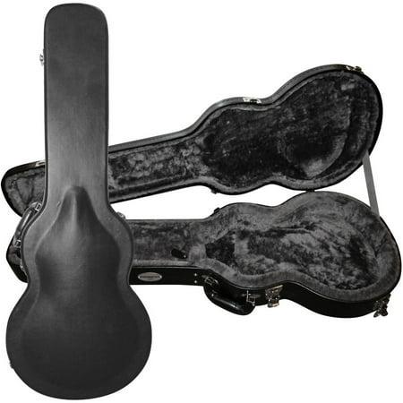 chromacast pro series les paul body style electric guitar hard case. Black Bedroom Furniture Sets. Home Design Ideas