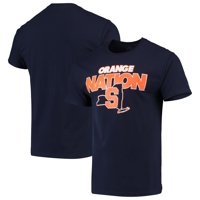 Men's Russell Athletic Navy Syracuse Orange Slogan T-Shirt