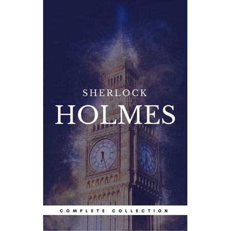 Sherlock Holmes: The Complete Collection (Book Center) - eBook