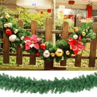 New 270cm x 25cm Imperial Pine Christmas Garland Tree Fireplace Green Decorations