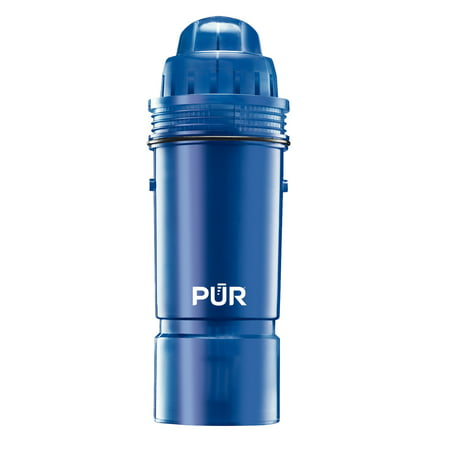 - PUR Basic Pitcher/Dispenser Water Replacement Filter, CRF950Z, 1 Pack
