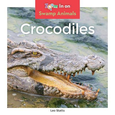 Swamp Animals: Crocodiles (Hardcover)