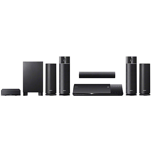 Sony BDVN790W Blu-ray Home Theater System (2013 Model)