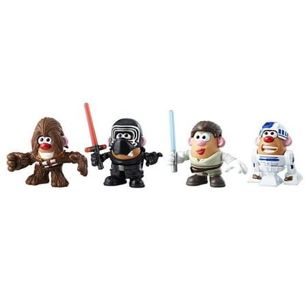 Playskool Friends Mr. Potato Head Star Wars Mini Multi-Pack - Mr Potato Head Costume Kids