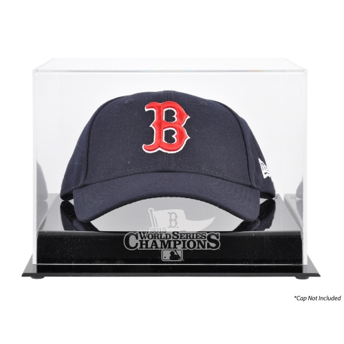 Boston Red Sox Fanatics Authentic 2013 MLB World Series Champions Cap Display Case - No Size