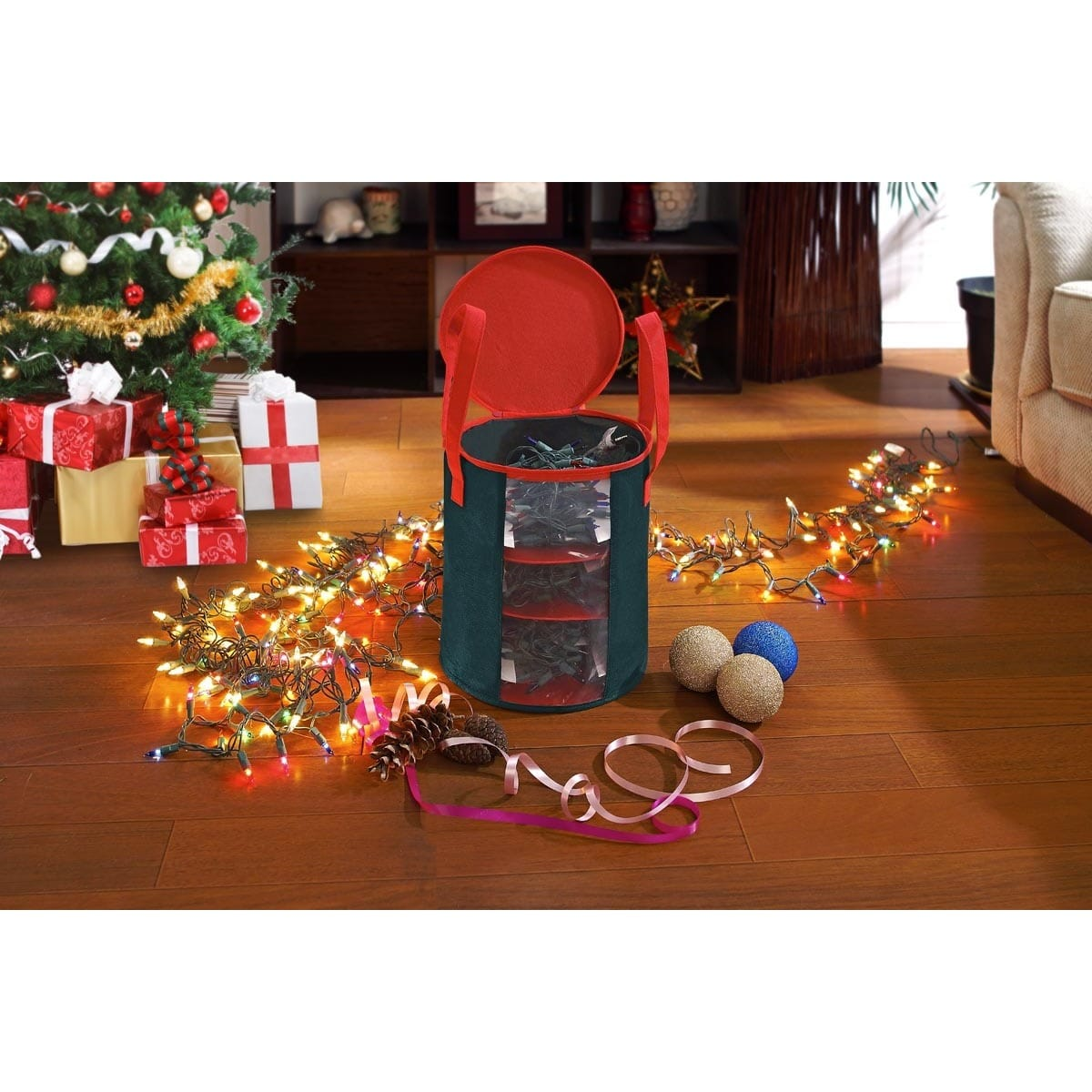Kennedy International Xmas Light Organizer